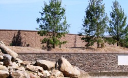 Retaining Wall at Fulton Ranch by Proto II Wall Systems